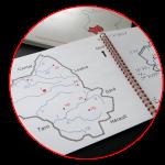 carte Midi Pyrénées