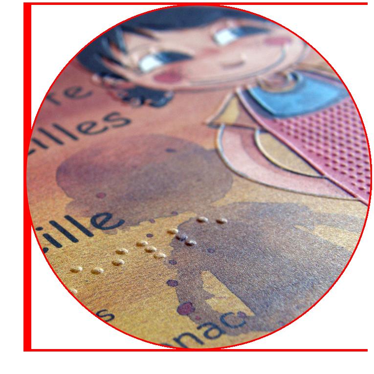 Des Livres A Voir Et A Toucher Laville Braille